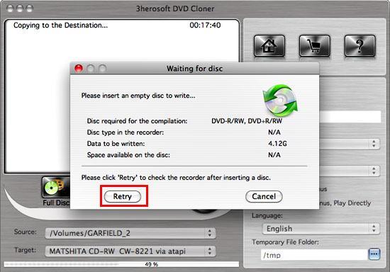 copiare un dvd su mac