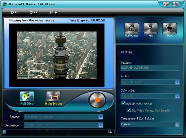 Movie DVD Cloner - best DVD cloning software to clone DVD